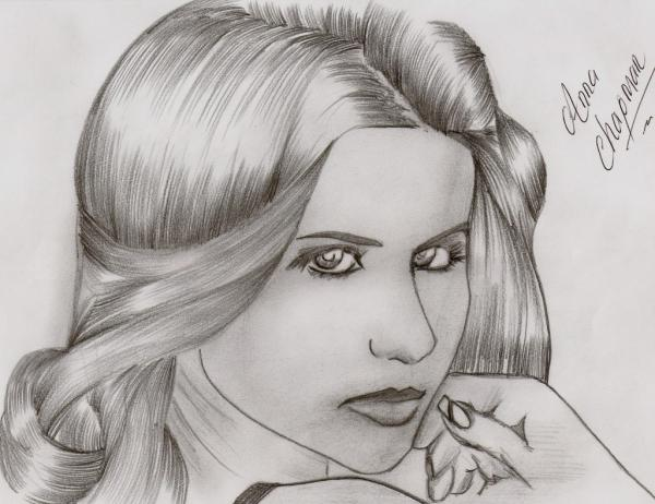 Anna Chapman by habb